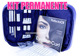 Kit Para Permanente de Cílios RefectoCil